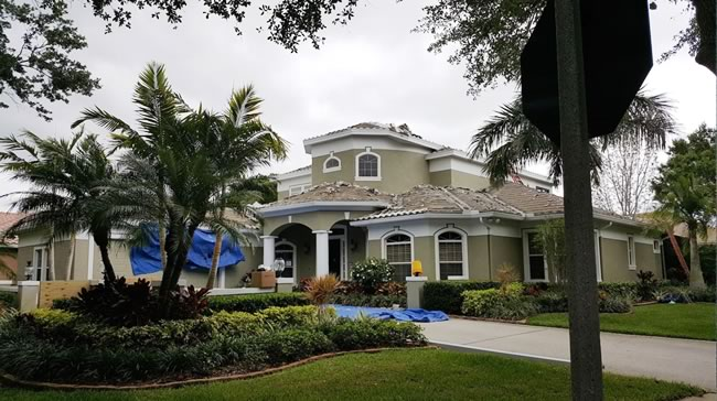 Palm Beach Roof Insurance Claim Denied
