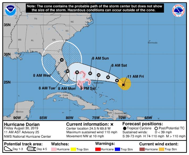 Hurricane Dorian Public Adjuster
