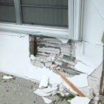 Neighbor's Car Goes Through Elderly Mom's Wall in Century Village, West Palm Beach, FL